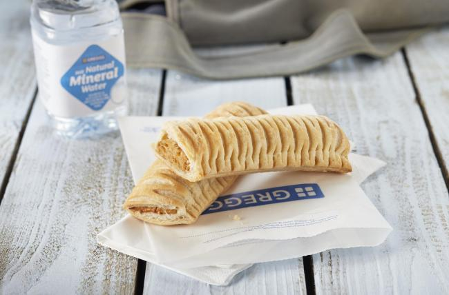 Horsham misses out on launch of Greggs new vegan sausage roll